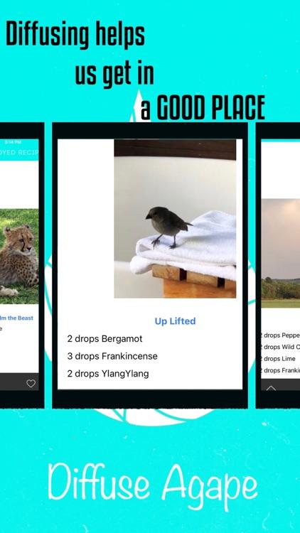 Diffuse Agape screenshot-4