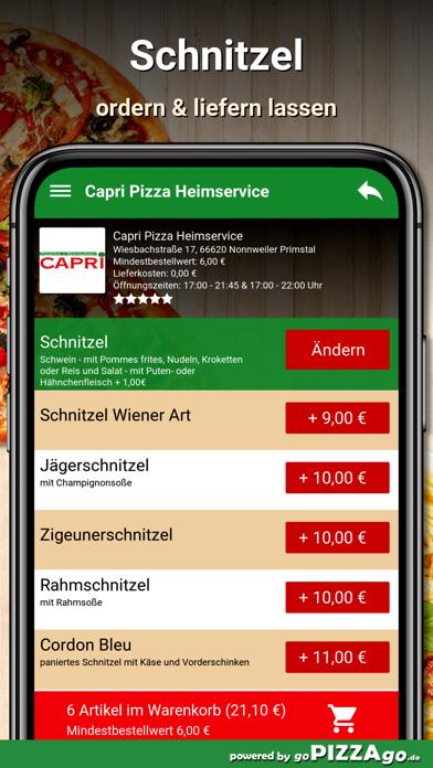 Capri Nonnweiler Primstal screenshot 6