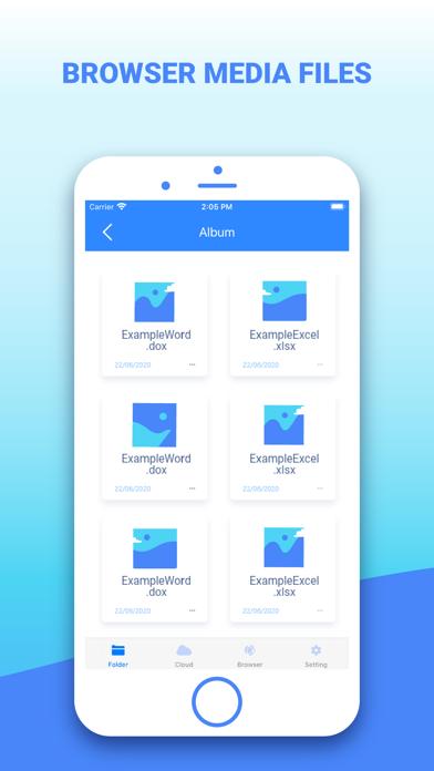 File Explorer . File managerScreenshot of 5