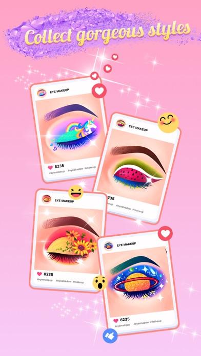 Eye Art: Perfect Makeup Artist screenshot 4