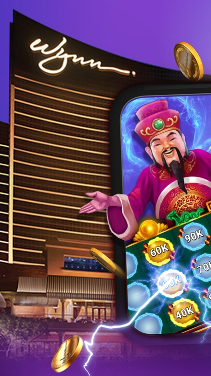 Wynn Slots - Las Vegas Casino screenshot-0