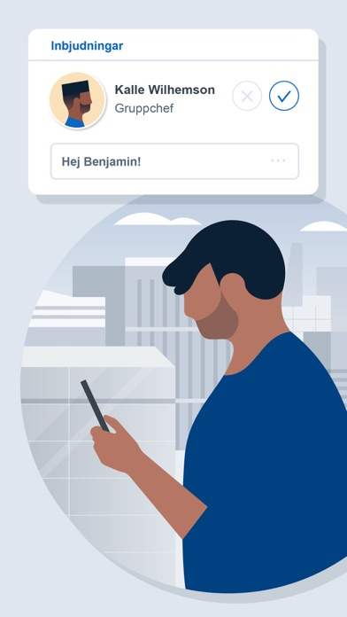 LinkedIn - Hitta jobb på PC