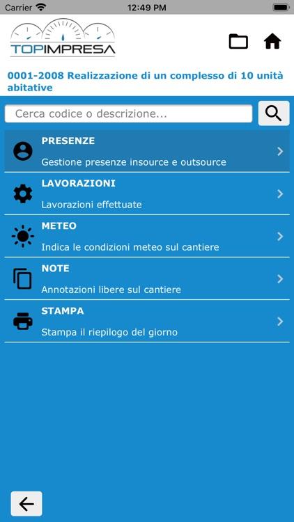 AppTopImpresa screenshot-3