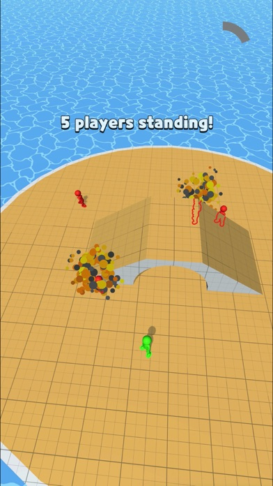 Bombs.io 3D screenshot 2