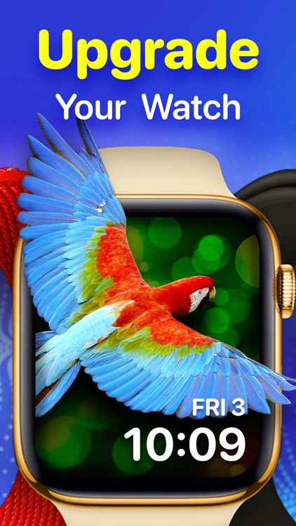 Watch Faces Wallpapers・