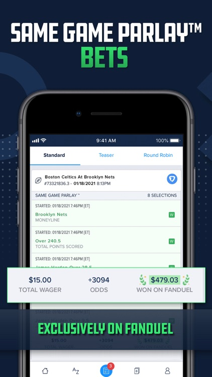 FanDuel Sportsbook & Casino screenshot-4