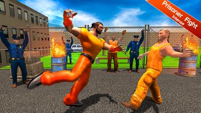 Prison Karate ring Bodybuilder screenshot 1