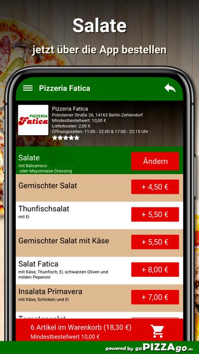 Fatica Berlin-Zehlendorf screenshot 3
