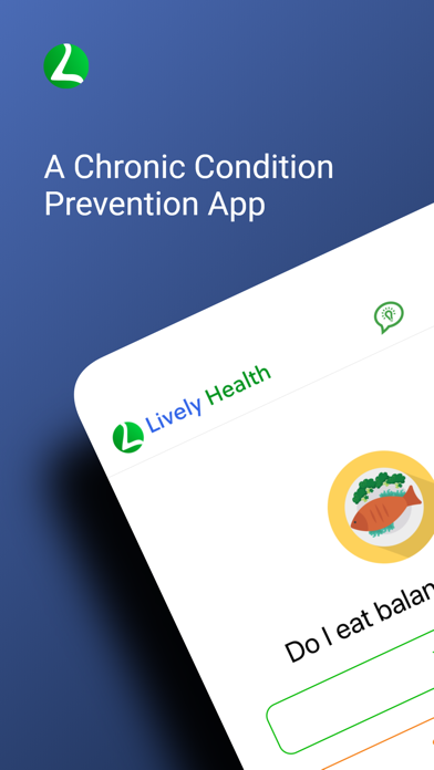 Lively Health screenshot 2
