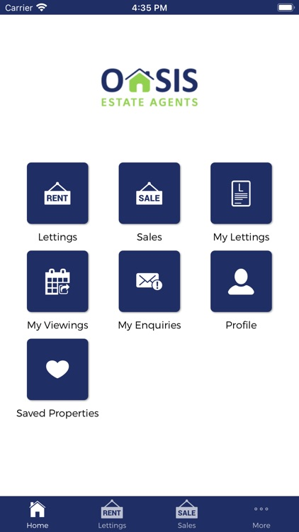 Oasis Home Service screenshot-3