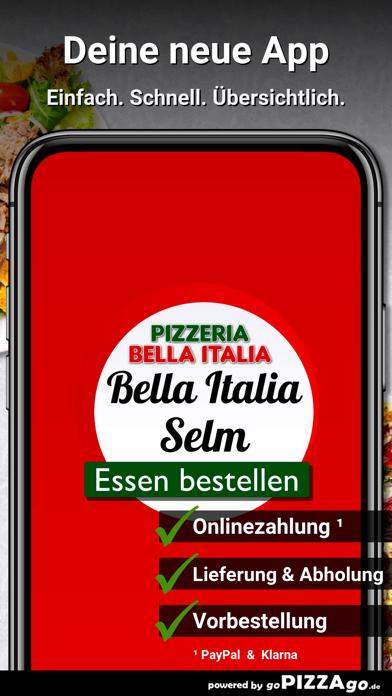 Pizzeria Bella Italia Selm screenshot 1