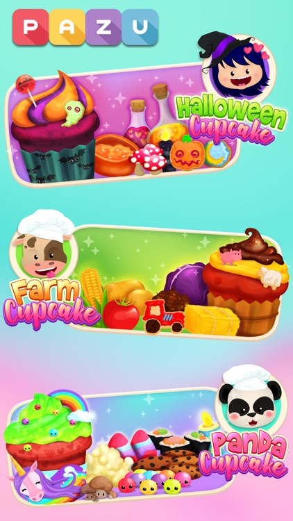 Cooking games for toddlers screenshot-4