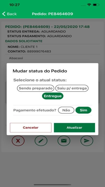 Gestor de Delivery - Qpreço screenshot-5