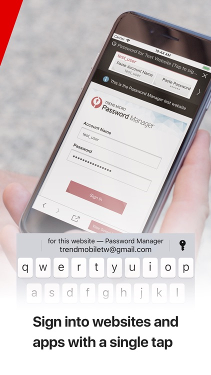Password Manager & Secure Note screenshot-4