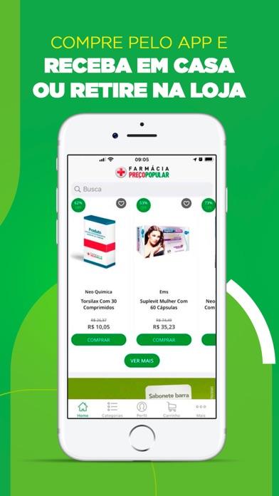 Baixar Farmácia Preço Popular para Android