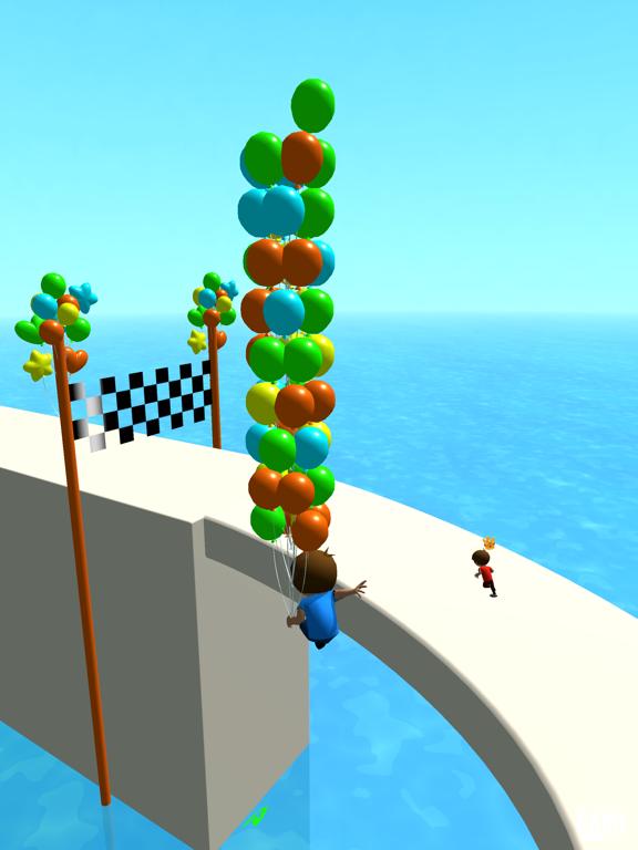 Balloons Run screenshot 7