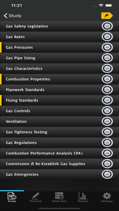 Core Domestic Gas Safety CCN1 screenshot 2