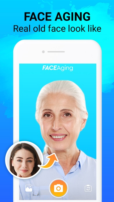 Face Story: Age & Gender Swap Screenshot