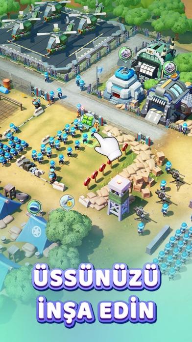 Top War: Battle Game iphone ekran görüntüleri