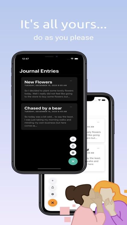 Mirror Journal screenshot-3