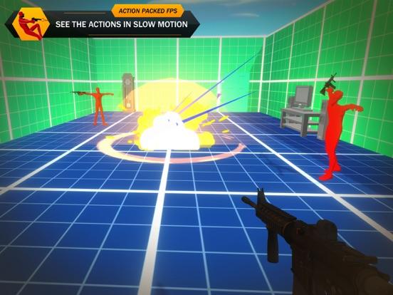Gun Rush - FPS,Parkour,SlowMo screenshot 13