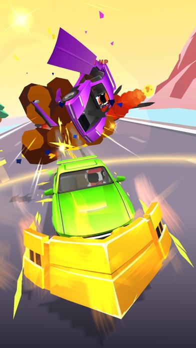 Timeshift Race screenshot 2
