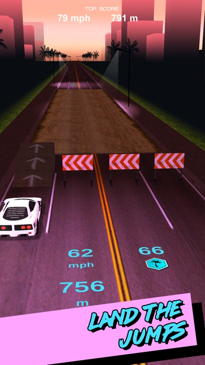 Turbo '84: Retro Joyride screenshot-4