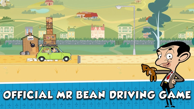 Mr Bean - Special Delivery screenshot-0