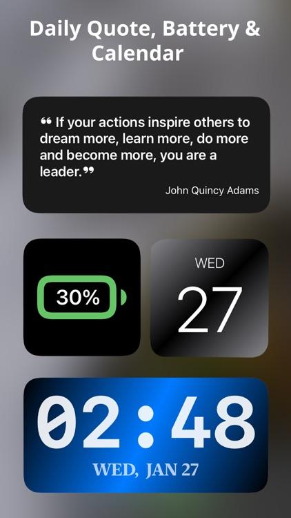 Health Widget – Steps Counter screenshot-3
