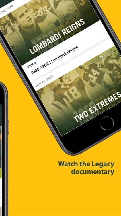 Official Green Bay Packers screenshot-7