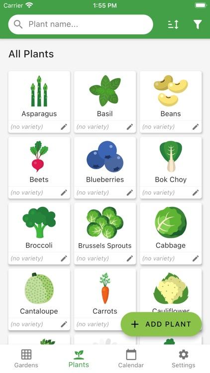Planter: Garden Planner screenshot-3