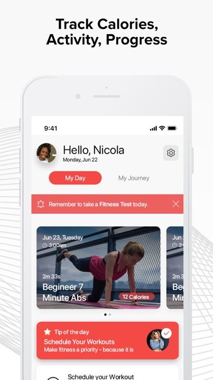 Jillian Michaels   Fitness App screenshot-7