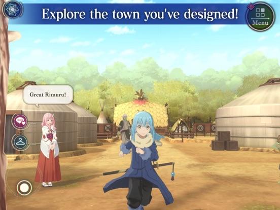 SLIME - ISEKAI Memories screenshot 13