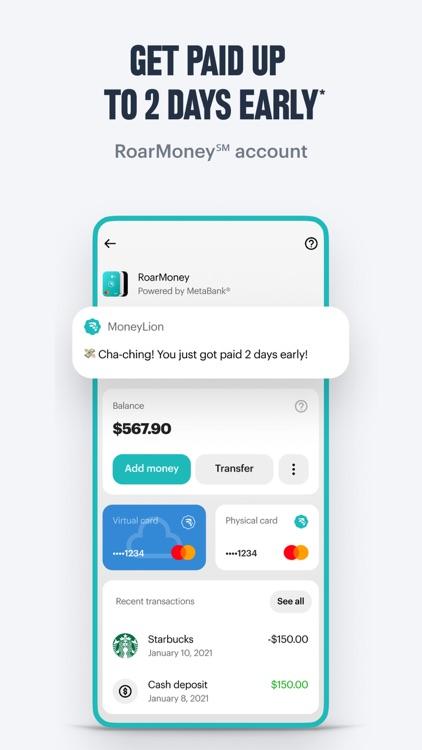 MoneyLion: Mobile Banking screenshot-4