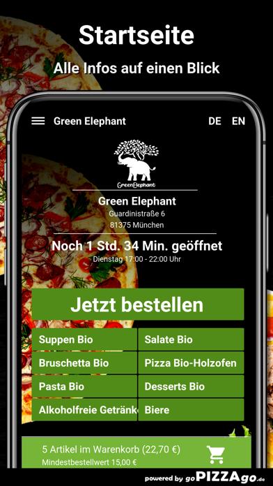 Green Elephant München screenshot 2