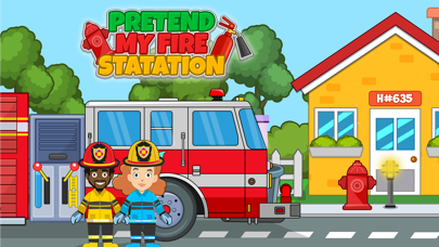 私の消防署の町の生活紹介画像3
