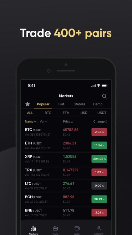 WhiteBIT:Buy bitcoin securely screenshot-4