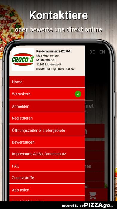 Crocos Pizza Dortmund screenshot 3