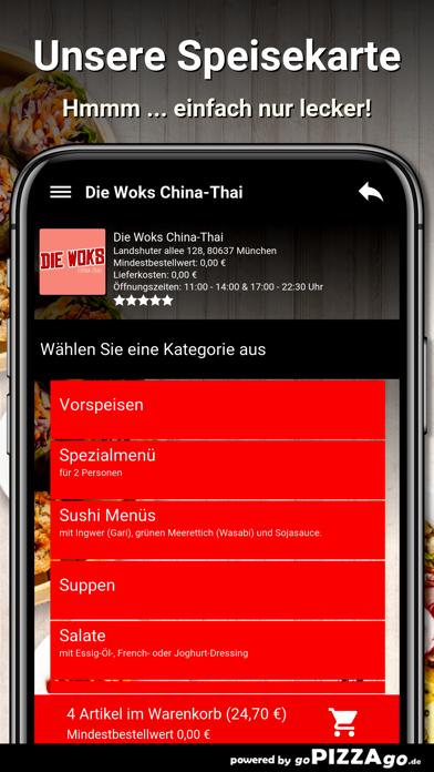 Die-Woks China-Thai München screenshot 4