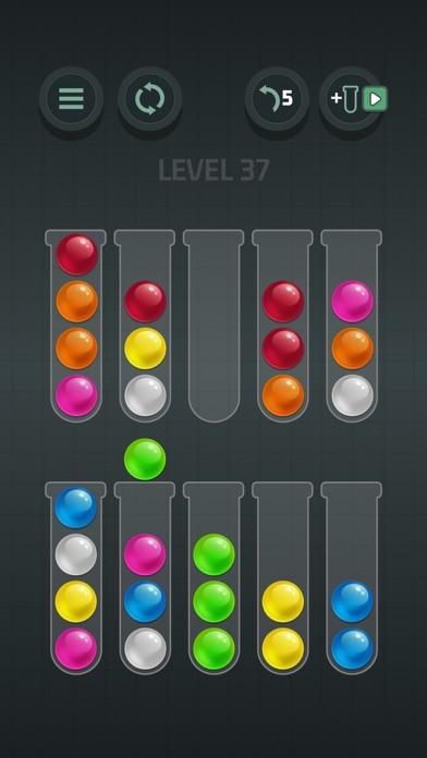Sort Balls - Sorting Puzzle screenshot 1
