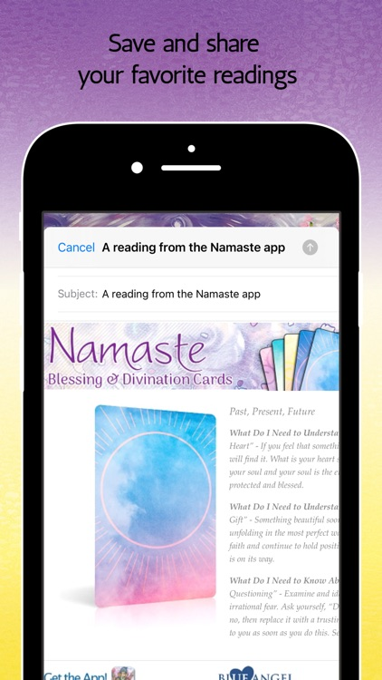 Namaste Blessing & Divination screenshot-8