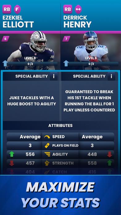 NFL Clash screenshot 8