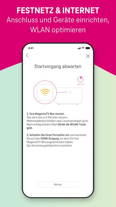 MeinMagenta: Handy & FestnetzScreenshot von 4