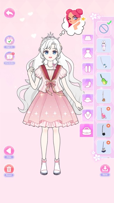 Princess Doll - Dress Up Game screenshot 4
