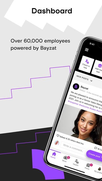Bayzat: The Work Life Platform