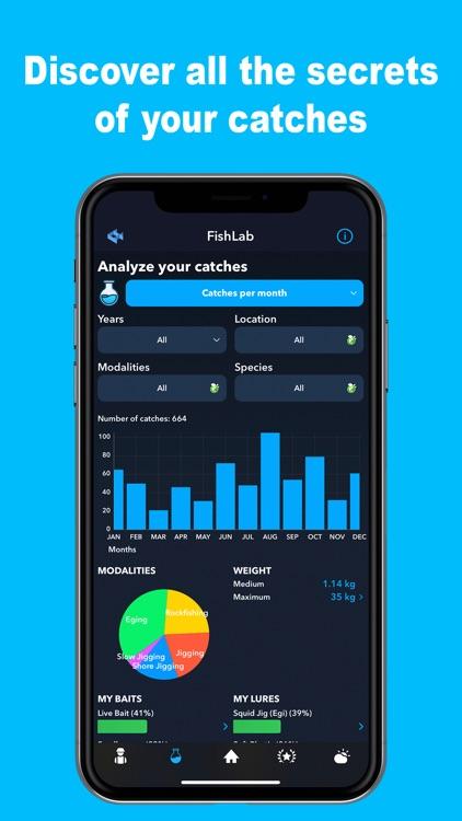 WeFish | Fishing Forecast screenshot-3