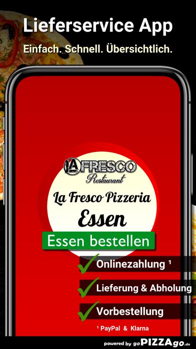 La Fresco Pizzeria Essen screenshot 1