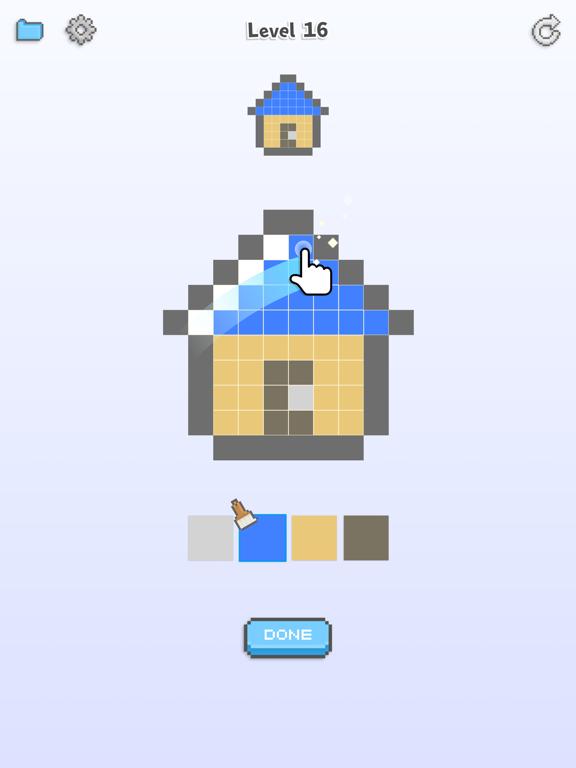 Pixel Paint!のおすすめ画像4