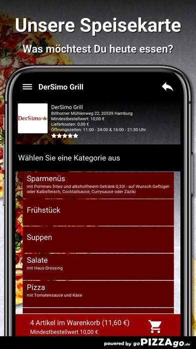 DerSimo Grill Hamburg screenshot 4