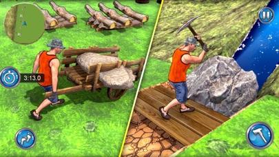 Fishing Farm Construction Sim screenshot 4